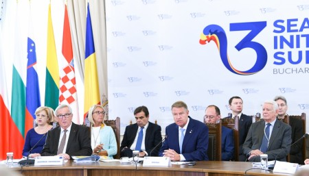 3 Seas Initiative Bucharest - 18 Sep 2018 114